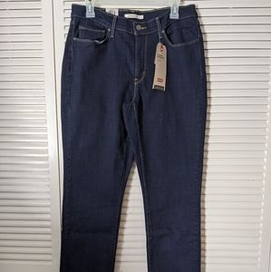 Levi's Classic Straight Hypersoft Jeans size 10 long